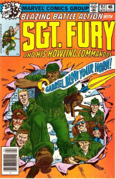 Sgt. Fury and his Howling Commandos (Marvel - 1963) -151- Gabriel, Blow Your Horn!