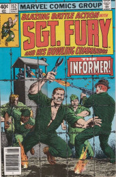Sgt. Fury and his Howling Commandos (Marvel - 1963) -152- The Informer!