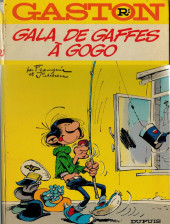 Gaston -R1a73a- Gala de gaffes à gogo