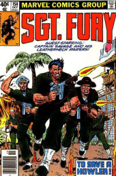 Sgt. Fury and his Howling Commandos (Marvel - 1963) -154- To Save a Howler !