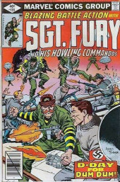 Sgt. Fury and his Howling Commandos (Marvel - 1963) -155- D-Day For Dum Dum !