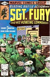 Sgt. Fury and his Howling Commandos (Marvel - 1963) -156- The Court-Martial of Dum Dum Dugan !