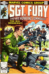Sgt. Fury and his Howling Commandos (Marvel - 1963) -157- The Big Breakout!