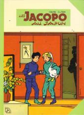 Les jacopo -1- Les Jacopo au Japon