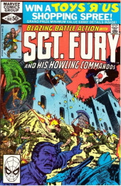 Sgt. Fury and his Howling Commandos (Marvel - 1963) -160- (sans titre)
