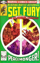Sgt. Fury and his Howling Commandos (Marvel - 1963) -161- The Peacemonger !