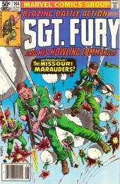 Sgt. Fury and his Howling Commandos (Marvel - 1963) -164- The Missouri Marauders !
