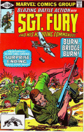 Sgt. Fury and his Howling Commandos (Marvel - 1963) -165- Burn, Bridge, Burn !