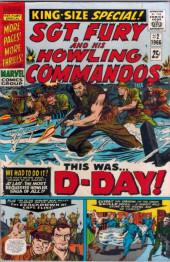 Sgt. Fury and his Howling Commandos (Marvel - 1963) -AN02- This was... D-Day !