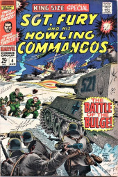 Sgt. Fury and his Howling Commandos (Marvel - 1963) -AN04- The Battle of the Bulge!