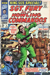 Sgt. Fury and his Howling Commandos (Marvel - 1963) -AN05- The Fangs of the Desert Fox!