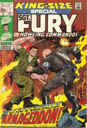 Sgt. Fury and his Howling Commandos (Marvel - 1963) -AN07-