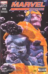 Marvel Universe (Panini - 2017)  -5- La Chute d'un dieu