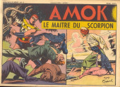 Amok (1re Série - SAGE - Collection Amok) -6- Le maître du scorpion