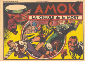 Amok (1re Série - SAGE - Collection Amok) -9- La cellule de la mort
