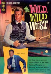 Wild, Wild West (The) (Gold Key - 1966) -1- The Wild, Wild West