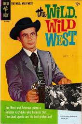Wild, Wild West (The) (Gold Key - 1966) -3- (sans titre)