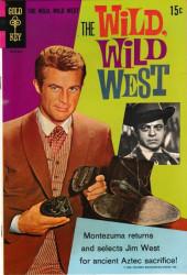 Wild, Wild West (The) (Gold Key - 1966) -4- (sans titre)