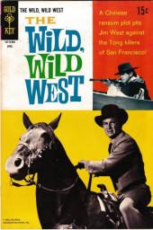 Wild, Wild West (The) (Gold Key - 1966) -5- (sans titre)