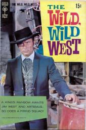 Wild, Wild West (The) (Gold Key - 1966) -6- (sans titre)