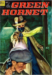 Four Color Comics (Dell - 1942) -496- The Green Hornet