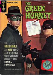 Green Hornet (The) (Gold Key - 1967) -1- The Green Hornet