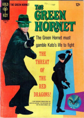 Green Hornet (The) (Gold Key - 1967) -2- The Threat of the Red Dragons!