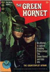 Green Hornet (The) (Gold Key - 1967) -3- The Counterplot Affair!