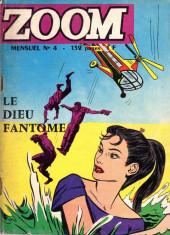Zoom -4- Les 4 As : Le dieu fantôme