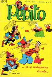 Pepito (3e Série - SAGE) (Numéro Géant) -7- Et sa ventripotence s'envola...
