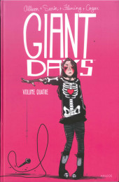 Giant Days -4- Tome 4