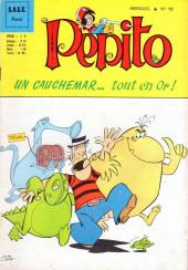Pepito (3e Série - SAGE) (Numéro Géant) -13- Un cauchemar... tout en or !
