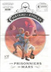 Le château des étoiles -10- Les Prisonniers de Mars