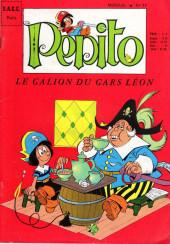 Pepito (3e Série - SAGE) (Numéro Géant) -17- Le galion du gars Léon