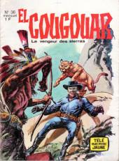 Télé série jaune (Au nom de la loi) -36- El Cougouar : Le secret des hommes Lune