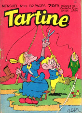 Tartine -10- Tartine est bien la championne !!!