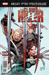 Hunt for wolverine - The claws of a killer -1- Issue #1