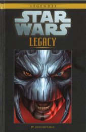 Star Wars - Légendes - La Collection (Hachette) -6688- Star Wars Legacy - IV. Indomptable