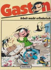 Gaston (en allemand) -12- Arbeit macht erfinderisch
