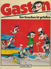 Gaston (en allemand) -10- Der groschen ist gefallen