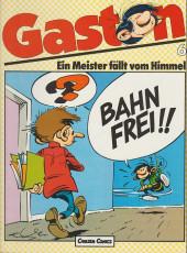 Gaston (en allemand) -6- Ein Meister fällt vom Himmel
