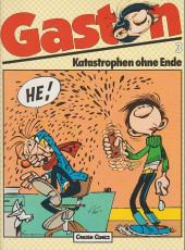 Gaston (en allemand) -3- Katastrophen ohne ende