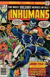 Inhumans (1975) (The) -9- The inhumans