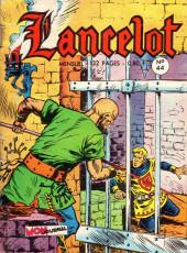 Lancelot (Mon Journal) -44- Le bouclier d'hermine