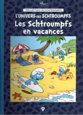 Les schtroumpfs - La collection (Hachette) -60- Les Schtroumpfs en vacances