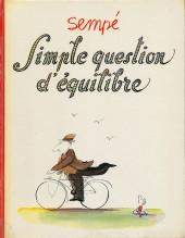 (AUT) Sempé -13- Simple question d'équilibre
