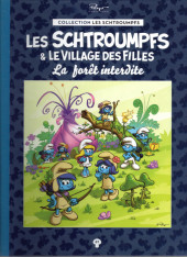 Les schtroumpfs - La collection (Hachette) -61- La forêt interdite