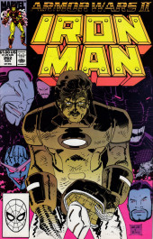 Iron Man Vol.1 (Marvel comics - 1968) -262- The enemy within