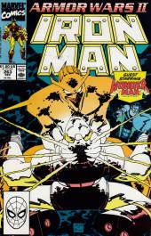 Iron Man Vol.1 (Marvel comics - 1968) -263- Stone walls do not a prison make...