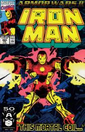 Iron Man Vol.1 (Marvel comics - 1968) -265- This immortal coil
